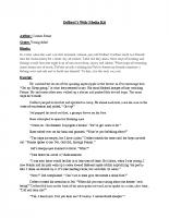 Delbert's Weir Media Kit (PDF)