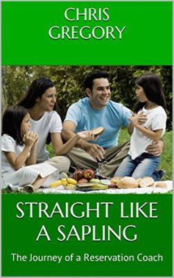Straight as a sapling