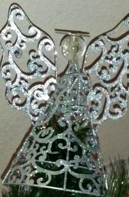 angle ornament