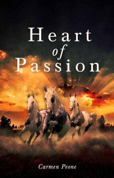 Heart of Passion, Book 3
